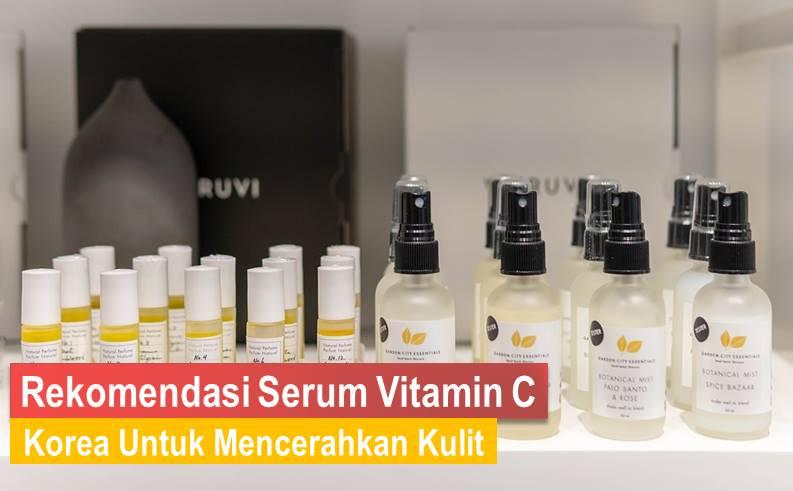 rekomendasi serum vitamin c korea