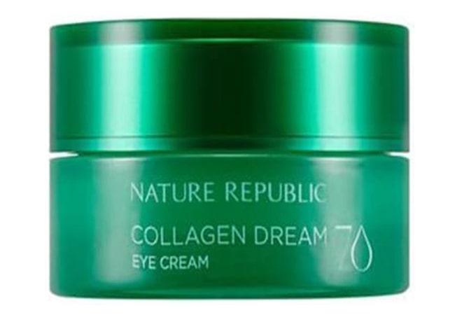 Nature Republic Collagen Dream 70 Eye Cream, Eye Cream Korea Yang Bagus