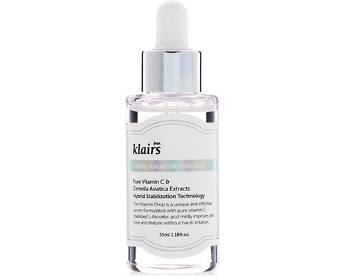 Dear Klairs Freshly Juiced Vitamin Drop Vitamin C Serum