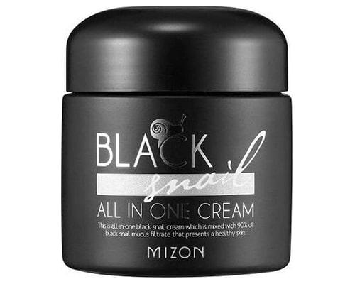 Mizon Black All in One Snail Repair Cream