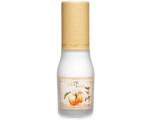 Skin Food Peach Sake Pore Serum, serum korea untuk mencerahkan wajah