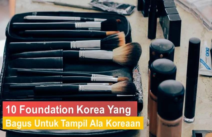 Foundation Korea Yang Bagus
