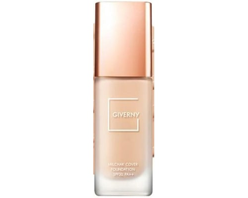 Giverny Milchak Cover Foundation SPF30