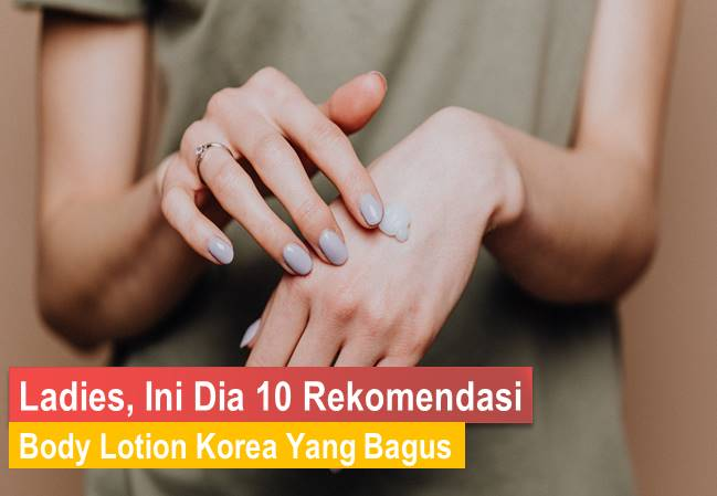 Body Lotion Korea