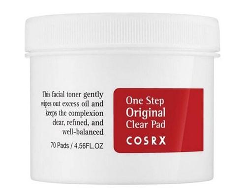 Cosrx One Step Original Clear Pad, 10 Step Skincare Korea Untuk Kulit Berjerawat
