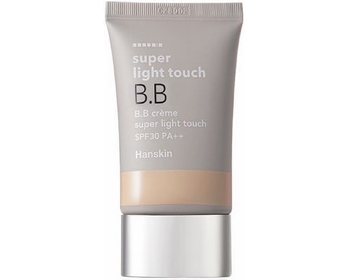 Hanskin Super Light Touch BB Cream