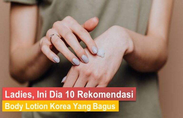 Body Lotion Korea