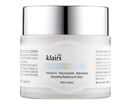 Dear Klairs Freshly Juiced Vitamin E Mask