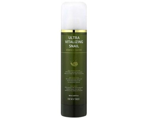 Dewytree Ultra Vitalizing Snail Essence Water, Essence Korea untuk mencerahkan wajah