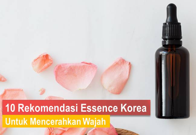 Essence Korea Untuk Mencerahkan Wajah