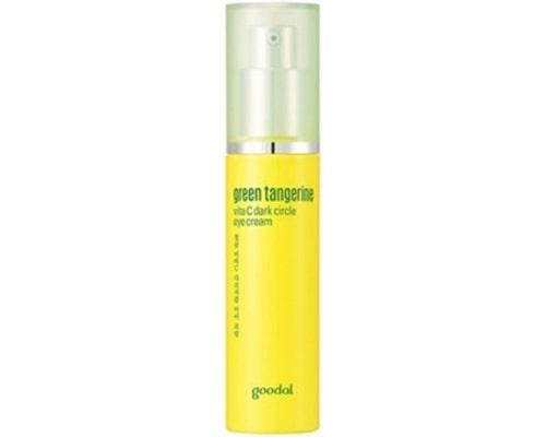 Goodal Green Tangerine Vita C Dark Circle Eye Cream, Skincare Korea Untuk Kulit Kombinasi