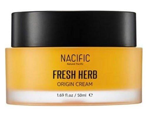 Nacific Fresh Herb Origin Cream, Pelembab Korea Untuk Mencerahkan Wajah