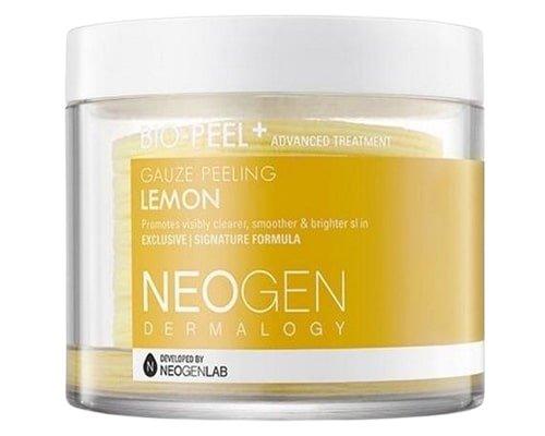 Neogen Bio-Peel Gauze Peeling Lemon, Produk Korea Untuk Mencerahkan Wajah