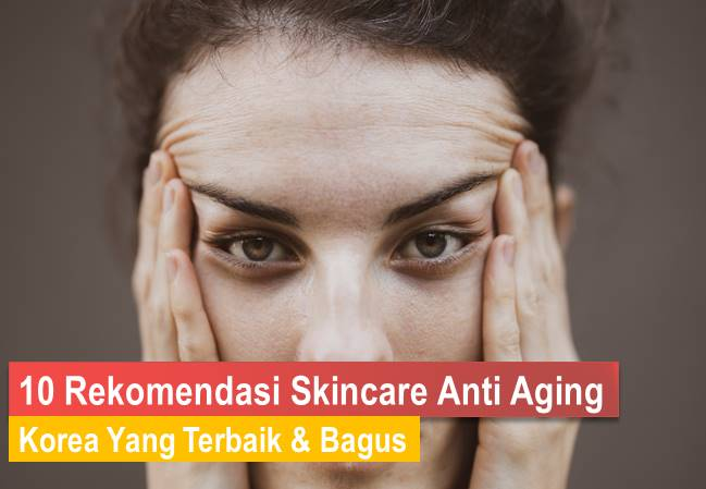 Skincare Anti Aging Korea