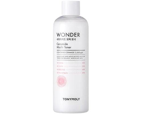 Tony Moly Wonder Rice Smoothing Toner, Hydrating Toner Korea Untuk Kulit Berminyak