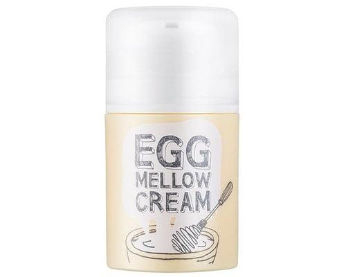 Too Cool For School Egg Mellow Cream, Pelembab Korea Untuk Mencerahkan Wajah