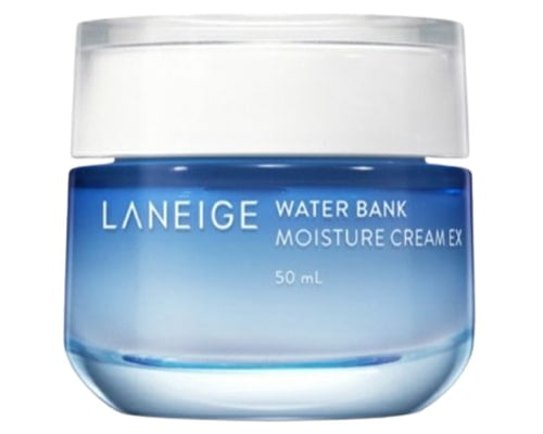Laneige Water Bank Hydro Cream EX, Moisturizer Korea Untuk Kulit Kering