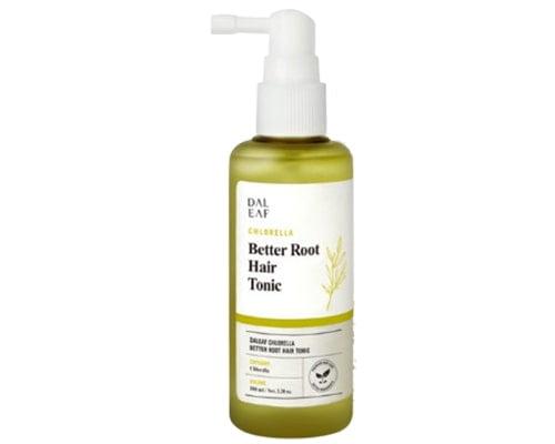 Daleaf Chlorella Better Root Hair Tonic, Hair Tonic Korea Yang Bagus