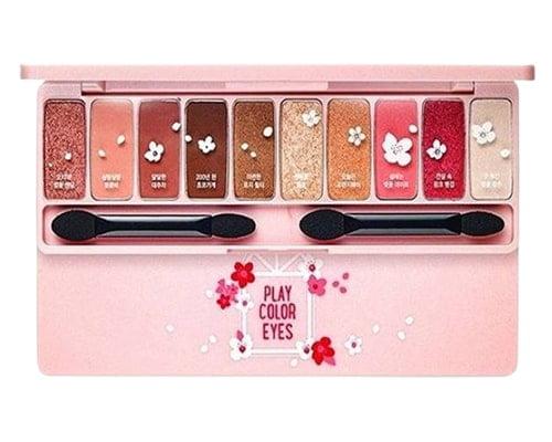 Etude House Play Colour Mini Eye Shadow Palette, Produk Makeup Korea Yang Bagus