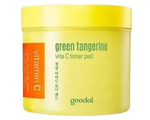 Goodal Vitamin C Toner Pads