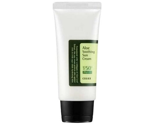 Cosrx Aloe Soothing Sun Cream SPF 50