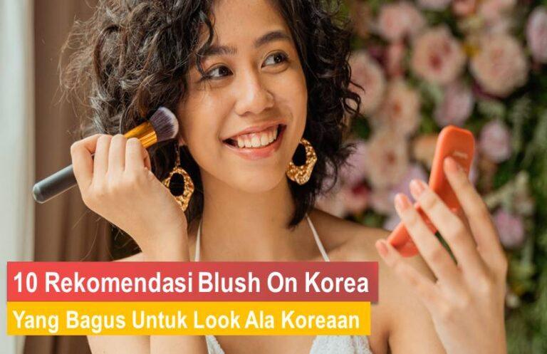 Blush On Korea Yang Bagus