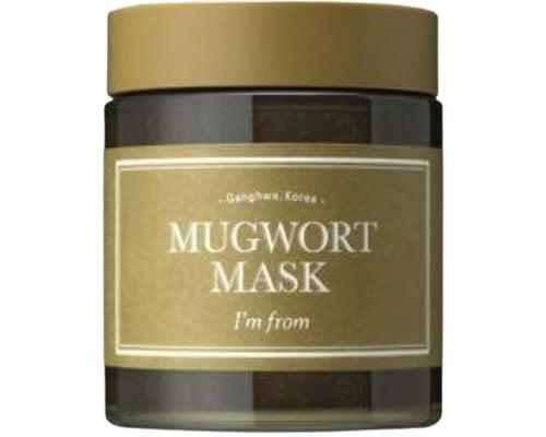 Masker Korea Untuk Kulit Sensitif, Im From Mugwort Mask