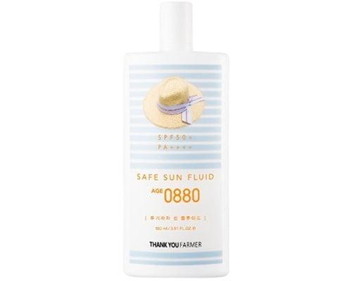 Thank You Farmer Safe Sun Fluid AGE 0880