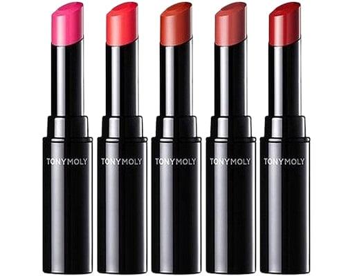 Tonymoly Kiss Lover Style Matte Lipstick