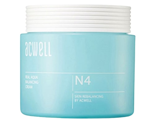 Moisturizer Korea Tanpa Alkohol dan Fragrance, Acwell Real Aqua Balancing Cream