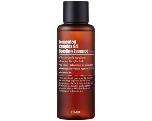 Skincare Korea Untuk Fungal Acne, Purito Fermented Complex 94 Boosting Essence