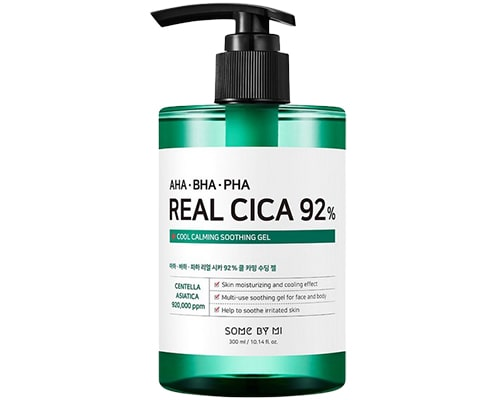 Some By Mi AHA-BHA-PHA Real Cica 92% Cool Calming Soothing Gel