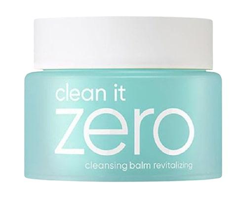 Skincare Korea Yang Cocok Untuk Kulit Sensitif, Banila Co Clean It Zero Cleansing Balm Revitalizing