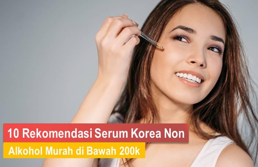 Serum Korea Non Alkohol Murah